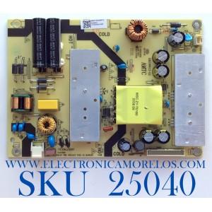 FUENTE DE PODER  PARA SMRT TV ONN DE 43'' ROKU 4K UHD CON HDR RESOLUCION (3840 X 2160) NUMERO DE PARTE 1010434530 / TV3903-ZC02-01 / E021M413-G2 / M08/2130002499/14 / 20200820 / 1010434530-02366 / PANEL LC430EGQ-SMM3 / MODELO 100012584