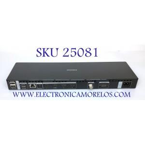 ONE CONNECT MODEL: SOC1000MA PARA TV SAMSUNG ((NUEVO)) NUMERO DE PARTE BN91-18954K / SOC1000MA / BN9118954K / MX10BN9118954KA663J2E0853 / MODELOS QN55Q7FAMFXZA FA02 / QN55Q7FDMFXZA FA02 / QN55Q7FAMFXZA / QN55Q7FDMFXZA