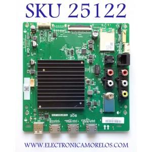 MAIN PARA TV VIZIO NUMERO DE PARTE 60103-00640 /  TD.MT5691.U751 / 2C641FD6D53A / 4300073498 / N20073113-0A03862 / PANEL BOEI750WQ1 / MODELO V755-H4 LHBFB4KW
