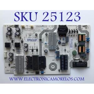 FUENTE DE PODER PARA TV VIZIO 4K UHD SMART TV / NUMERO DE PARTE 60101-03808 / SHG7502C-116E / 25-DT0062-X2P1 / CQC14134104969 / PANEL BOEI750WQ1 / MODELOS V755-H4 / V755-H4 LHBFB4 / V755-H4 LBNFB4 / V755-H14 / V755-H14 LBNFB4 / V755-J04 / V755-J04 LBNFE5