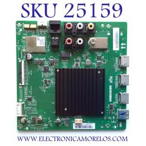 MAIN PARA TV VIZIO 4K UHD HDR SMART TV / NUMERO DE PARTE 60103-00702 / TD.MT5691.U751 / HV750QUB-N9D / 4300066313 / 2605J11B0 / PANEL BOEI750WQ1 / MODELO V755-H4 / V755-H4 LBNFB4 / V755-H4 LBNFB4KW