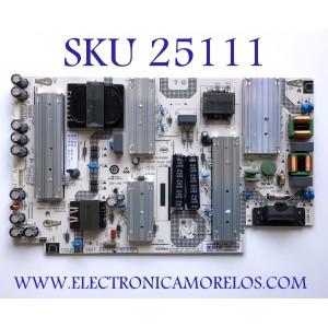FUENTE DE PODER PARA TV VIZIO QUANTUM 4K UHD HDR SMART TV / NUMERO DE PARTE 60101-03771 / SHG5501B-116E / CQC14134104969 / 25-DB5912-X2P1 / PANEL´S  TV19720104_M556-H4 / TV19720108_M556-H4 / MODELO M556-H4 / M556-H4 LBPFB5