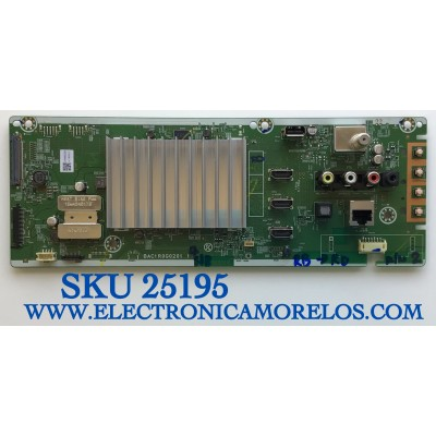 MAIN SMART PARA TV PHILIPS 4K UHD CON HDR10 ANDROID RESOLUCION (3840 × 2160) NUMERO DE PARTE  AC1RDUT-55UB / BAC1R0G0201   1 / AC1RD011 / D000002269 / PANEL UCFR2XT / MODELO 55PFL5604/F7  A