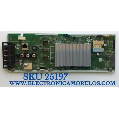MAIN PARA SMART TV PHILIPS 4K UHD CON HDR10 ANDROID RESOLUCION (3840 × 2160) NUMERO DE PARTE AC1U1UT-50UX / BAC1R0G0201   1 / E019E2814AB / PANEL V500DJ7-QE1   REV.C8 / MODELO 50PFL5604/F7  A