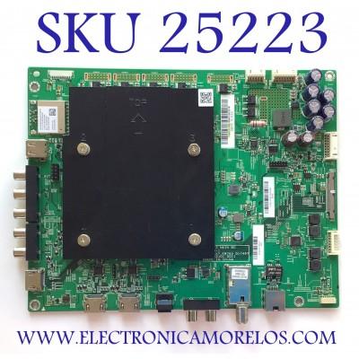 MAIN PARA TV VIZIO NUMERO DE PARTE 75502J010001 / L7119-1 / TED.SX7.EB762 D17497 / 748.02J01-0011 / A06A44648453 / A180102220-0A00408 / 75502J0100011804Z1552JS1B / MODELO D55-F2 LWZ2WXKU