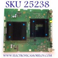 MAIN PARA SMART TV SONY 4K UHD CON HDR ANDROID RESOLUCION (1920×1080) NUMERO DE PARTE A5011882A / 1-003-688-21 / A5052-H32-15 / 200727 / 333928 / 501541711 / 0075734 / 500925471 / 0028658 / MODLOS XBR-55X950H / XBR55X950H