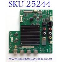 MAIN PARA SMART TV VIZIO 4K UHD CON HDR / NUMERO DE PARTE 6M03M0004900R / A0003V00J / AP303507EG / DTMJ18SAY303507G500001 / PANEL V500DJ6-D03    REV.CB / MODELOS M506X-H9 / M506X-H9  LINIB8BW3602534