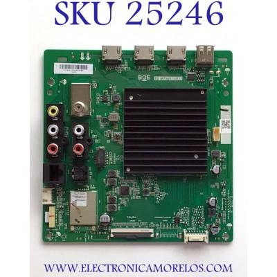 MAIN PARA SMART TV VIZIO 4K UHD CON HDR RESOLUCION (3840 x 2160 ) NUMERO DE PARTE 60103-00706 / TD.MT5691.U751 / 4300069595 / N20073154-0A02508 / 2C641FEB6544 / PANEL BOEI750WQ1 / MODELOS V755-H14 / V755-H14  LBNFB4KX0400745