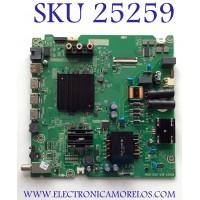 MAIN FUENTE PARA TV HISENSE NUMERO DE PARTE 275732 / RSAG7.820.9221/ROH / 3TE50G20197N / ZTP2063D30Q / HU50A6109FUWR(0010) / 264148 / PANEL HD500XD91-L3/S1/GM/ROH / MODELO 50R6090G