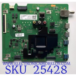 MAIN PARA SMART TV SAMSUNG QLED 4K UHD CON HDR / NUMERO DE PARTE BN94-15737P / BN41-02756C  / BN97-18207A / BN41-02756-000 / 20210301 / 010231532887 / PANEL CY-RT058HGPV2H / MODELOQN58Q60TAFXZA YB02 / QN58Q60TAF