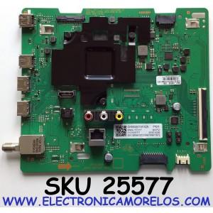 MAIN PARA SMART TV SAMSUNG QLED 4K UHD CON HDR / NUMERO DE PARTE BN94-15731F / BN41-02756C-000 / BN97-18019A / BN96-51294U / BN9415731F / PANEL CY-RT058HGNV2H / MODELOS QN58Q60TAFXZA / QN58Q60TAFXZA  DB01