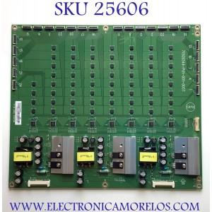 LED DRIVER PARA TV VIZIO 4K HDR SMART TV / NUMERO DE PARTE LNTVHT26ZAAAX / 715G9344-P01-001-005T / E88441 / HT26ZAAAX / PANEL T750QVF04.1 / MODELO V755-H4 / V755-H4 LBNFB4 / V755-H4 LBNFB4KW
