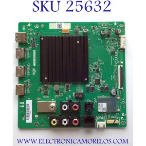 MAIN PARA TV VIZIO 4K UHD HDR SMART TV / NUMERO DE PARTE 60103-00756 / TD.MT5691.U751 / 4300091099 / 192E214065A / N21020383 / PANEL BOEI750WQ1 / MODELO V755-J04 / V755-J04 LBNFE5 / V755-J04 LBNFE5KX