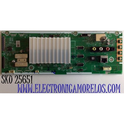 MAIN TV PHILIPS 4K UHD ANDROID SMART TV / NUMERO DE PARTE AD793011 / AD796UB-75UB / BAC1R0G0201 1 / BAC1R0G02011 / PANEL´S BOEI750WQ1-F9A / BOEI750WQ1-F9B / MODELO 75PFL5604/F7 / 75PFL5604/F7 A