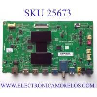 MAIN PARA TV RCA·ROKU TV ULTRA HD HDR SMART TV / NUMERO DE PARTE M8-1MS8004-MA200AA / 40-MS22E1-MAA2HG / IDF153053L / E148158 / MS22E1 / PANEL LVU500CHDX / MODELO RTRU5027-D-US
