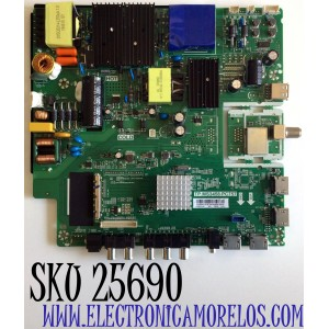 MAIN FUENTE (COMBO) PARA TV SCEPTRE 4K UHD RESOLUCION (3840 × 2160) / NUMERO DE PARTE N20041316 / CC500PV4D / N20041316-0A00535 / PANEL CC500PV4D / MODELOS W50 / W50 PMTV58GA / U515CV-U