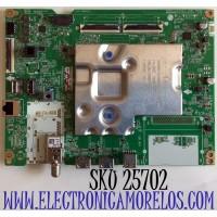MAIN PARA LG 4K UHD CON HDR SMART TV / NUMERO DE PARTE EBT66629802 / EAX69462206 / EAX69462206(1.0) / 66629802 / PANEL NC600TQG-VSKH1 / MODELO 60UP8000PUA / 60UP8000PUA.BUSMLKR