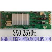 MAIN PARA TV PHILIPS ANDROID 4K UHD CON HDR RESOLUCION (3840 x 2160) SMART TV / NUMERO DE PARTE AD793011 / AD795UB-75UB / BAC1R0G0201 1 / BAC1R0G02011 / PANEL BOEI750WQ1-F9D / MODELO 75PFL5604/F7 A