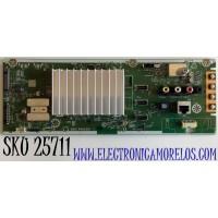 MAIN PARA TV PHILIPS 4K ULTRA HD ANDROID SMART TV / NUMERO DE PARTE AC1RBUT-55UB / BAC1R0G0201 1 / C1RB / BAC1R0G02011 / E019E2814AB / PANEL HV550QUB-F84 / 55PFL5604/F7 / 55PFL5604/F7 A
