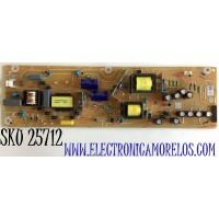 FUENTE DE PODER PARA TV PHILIPS 4K ULTRA HD ANDROID SMART TV / NUMERO DE PARTE AC1RB021 / BACRRAF0102 1 / BACRRAF01021 / PANEL HV550QUB-F84 / MODELO 55PFL5604/F7 / 55PFL5604/F7 A