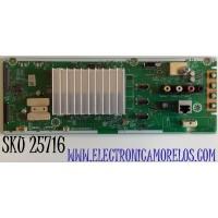 MAIN PARA TV PHILIPS 4K ULTRA HD ANDROID SMART TV / NUMERO DE PARTE AD797011 / AD797UB-75UB / BAC1R0G0201 1 / BAC1R0G02011 / E019E2814AB / PANEL BOEI750WQ1-N9K / MODELO 75PFL5604/F7 / 75PFL5604/F7 A