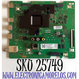 MAIN PARA TV SAMSUNG / NUMERO DE PARTE BN94-15774T / BN97-17212V / BN41-02756C / BN41-02756C-000 / PANEL CY-BT050HGAV1H / MODELO UN50TU8000 / UN50TU8000FXZA / UN50TU8000FXZA  AA02