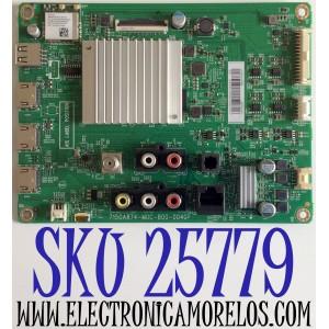 MAIN PARA TV VIZIO 4K HDR SMART TV / NUMERO DE PARTE XKCB02K026 / 756TXKCB02K026 / 715GA874-M0C-B00-004G / 715GA874-M0C-B00-004K / 756TXKCB02K0260 / PANEL TPT700B5-U1T01.D REV:S01BA / MODELO V705-H1 / V705-H1 LMXHZJ / V705-H1 LMXHZJLW