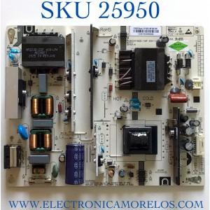 FUENTE PARA TV ONN·ROKU TV 4K UHD HDR SMART TV (50) / NUMERO DE PARTE CH1160D-1MF / CH1160D-1MF 600-U / CH1160D-1MF 600-UBE / CH1160D-1MF600-U / CH1160D-1MF-600-U / PANEL C500Y19-5C / MODELOS 100012585 / WR50UX4019