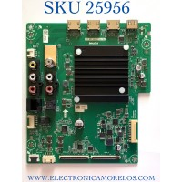 MAIN PARA TV VIZIO 4K QUANTUM UHD SMART TV / NUMERO DE PARTE TD.MT5691T.U762 / 192E214005A / E248237 / A0005M00J / M0005B10R / PANEL V650DJB-E03 REV.C1 / MODELO M65Q6-J09 / M65Q6-J09 LINIF8