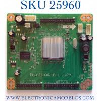 LED DRIVER  A13030557 / PL.MS6M30.1B-1 / 813020758 / 6021041564 / 20130408 / A13030557-0A00266 / PANEL T460HB01 V.1 / MODELO T3E46S1FZ