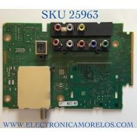 TUNER PARA TV SONY NUMERO DE PARTE A-2063-361-A / 1-894-336-11 / 173543311 / A2063361A / PANEL NS4F400DND01 / MODELO KDL-40W600B