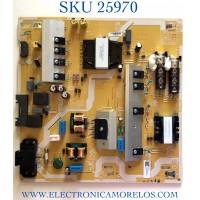 FUENTE PARA TV SAMSUNG NUMERO DE PARTE BN44-00953B / F55E6_RSN / BN4400953B / PANEL CY-NR055HGLVYH / MODELO LH55QMREBGCXZA FA01