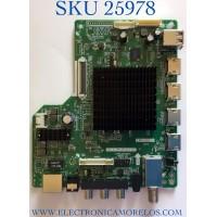 MAIN PARA TV WESTINGHOUSE·ROKU TV 4K UHD HDR SMART TV / NUMERO DE PARTE U20030909 / T.MS1801.81 / CH_C.RK.M1801-UC / E203640 / C.RK.M1801-UC / 2605K52B0 / PANEL C500Y20-5C / MODELO WR50UX4019