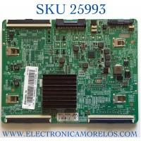 T-CON PARA TV SAMSUNG NUMERO DE PARTE BN95-03999A / BN41-02579A / BN97-12670A / PANEL CY-GM075FGNV2H / MODELO UN75MU630DFXZA FA01