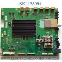 MAIN PARA TV LG Full HD RESOLUCION (1920 x 1080) NUMERO DE PARTE EBT61373610 / EAX63333404 (0) / EBR71850805 / PANEL LC420EUF (SD)(A1) / MODELO 42LV5500 / 42LV5500-UA / 42LV5500-UA.AUSYLUR