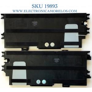 KIT DE BOCINAS PARA TV LG OLED 4K SMART TV (2 PIEZAS) / NUMERO DE PARTE EAB65628504 / EAB65628503 / E0A07B / E0B13B / U7BB126-01 / U7BB127-01 / 65/77WS / ABS-GF20FR(17) / PANEL'S AC650AQL / AC650AQL WNA1_RS /  / MODELO OLED65GXPUA / OLED65GXPUA.DUSQLJR