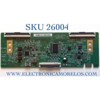 T-CON PARA TV VIZIO 4K HDR SMART TV / NUMERO DE PARTE 44-9771547O / 47-6021304 / C-PCB_HV650QUB / 44-97715470 / HV650QUBN90 / E88441 / PANEL'S HV650QUB-F70 / TV18970114_V655-H4 / MODELO V655-H4 / V655-H4 LBPFZZ