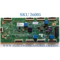 LED DRIVER PARA TV SAMSUNG NUMERO DE PARTE BN44-01134A / L65SA9NC_ADY / BN4401134A / PANEL CY-TA065FLAV1H / MODELO QN65QN90AAFXZA