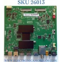 MAIN PARA TV TCL 4K UHD RESOLUCION (3840 x 2160) NUMERO DE PARTE 08-CS43TML-LC239AA / 40-MS22T1-MAA2HG / 08-MS22T03-MA200AA / 08-MS22T03-MA300AA / V8-ST22K01-LF1V2201 / PANEL LVU430NDEL  / MODELO 43S423 / 43S423 TCAA