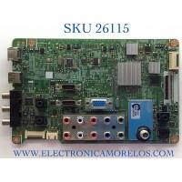 MAIN PARA TV SAMSUNG NUMERO DE PARTE BN41-01477D / BN97-04849W / PANEL T460HW03 V.J / MODELO LN46C530F1FXZA AA03 / LN46C530F1FXZA / LN46C530F1F