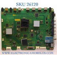 MAIN PARA TV SAMSUNG NUMERO DE PARTE BN41-01351B / BN97-04029M / MODELO PN50C8000YFXZA / PN50C8000YF / PN50C8000