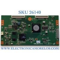 T-CON PARA TV SONY NUMERO DE PARTE 2928B / 52NN_MB3C4LV0.2 / S2928B9I09JN / PANEL LTY520HE12 / MODELOS KDL-52S5100 / KDL52S5100 / KDL-55V5100 / KDL55V5100