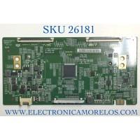 T-CON ((CHECAR EL CONECTOR DEL LVDS )) PARA TV LG NUMERO DE PARTE 44-9771366O / 47-6021199 / C-PCB_HV750QUB-N9D / HV750QUBN9D / HD2A93H0980 / PANEL NC750DQE-ABGR3 MODELO 75NANO80UNA.BUSVLKR / 75NANO80UNA