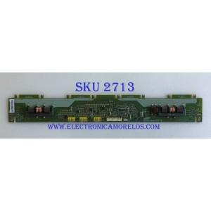 BACKLIGHT INVERSOR 3241A / SAMSUNG LJ97-03241A / SSI400_08A01 / MODELO HISENSE F40V87C  / PANEL LTA400HM09-C04