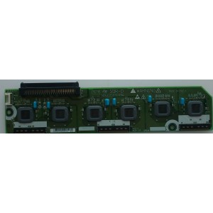 BUFFER LOWER SCAN DRIVE / HITACHI  FPF31R-SDR0034 / ND60200-0034 / ND25110-D04202 / MODELO 55HDS52