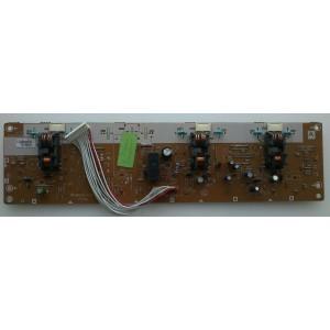 BACKLIGHT INVERSOR L3200MPS / SYLVANIA  BL3100F01022-1 MODELO  6620LF4