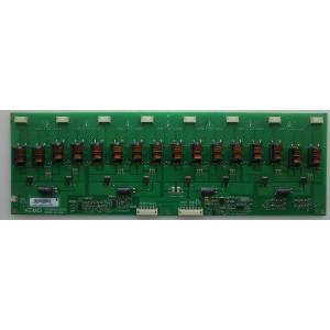 BACKLIGHT INVERSOR / CMO 27-D004821 / VIT70002.60 / I320B1-24-V04 / MODELO AKAI LCT3285TA