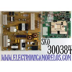 KIT DE TARJETAS PARA TV LG 4K UHD SMART TV / NUMERO DE PARTE MAIN EBT66488007 / EAX69083603 / 66137801 / FUENTE EAY65769201 / 65769201 / EAX69063801 / PANEL NC750DQG-ABGR1 / MODELOS 75UN6950PUD / 75UN6970PUD / 75UN6950PUD.AUSFLKR / 75UN6970PUD.AUSFLKR