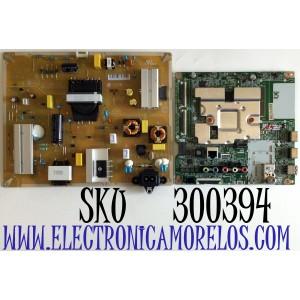 KIT DE TARJETAS PARA TV LG SMART TV / NUMERO DE PARTE MAIN EBT66454502 / EAX69083603(1.0) / EAX69083603 / FUENTE EAY65769211 / EAX69083101(1.7) 65769211 / PANEL NC650DQG-AAHX3 / MODELO 65UN7300AUD / 65UN7300AUD.BUSWLKR