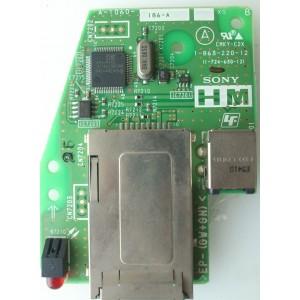 BOARD DMD DIGITAL  / SONY  A-1060-186-A MODELO KDS-R50XBR1